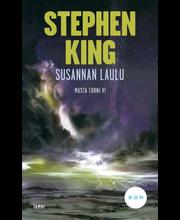 King, Stephen: Susannan laulu (Musta torni 6) kirja