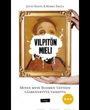 Erola, Marko & Ranta, Jouni: Vilpitön mieli Kirja