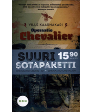Kaarnakari, Ville: Operaatio Chevalier & Operaatio Übung -42 (Tuplapaketti) kirja