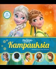 Frozen, Kampauksia Annan
