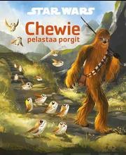 Sanomame Star Wars, Chewie pelastaa porgit
