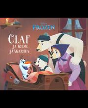 Frozen, Olof ja kolme jääkarhua
