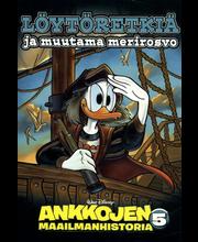 Ankkojen Maailmanhistoria sarjakuva-albumi