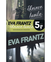 Frantz, Eva: Sininen huvila Kirja