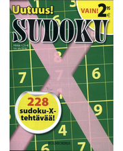 Sudoku X Kirja