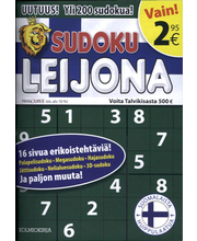 Sudoku Leijona Kirja