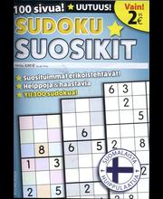 Sudoku Suosikit Kirja