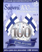 Suomi 100 Vuotta Ristikkokirja Kirja