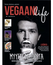 Vegaani-Life Kirja