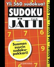 Sudoku-Jätti kirja