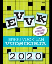 Vuokila, Erkki: EVVK - Erkki Vuokilan vuosikirja 2020
