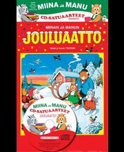 CD-Satuaarteet Miinan ja Manun jouluaatto