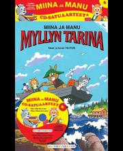 Satukustannus Miina ja Manu Myllyn tarina CD-satuaarteet 6