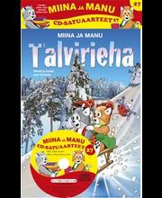 Satukustannus Miina ja Manu Talvirieha CD-satuaarteet 27