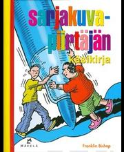 SARJAKUVAPIIRTÄJÄN KÄS...