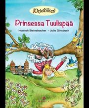 Prinsessa Tuulispää, Kirjatiikeri, Suur-Aak-Ko-Set