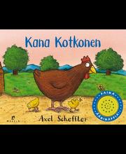 Ääninappikirja Kana Kotkonen