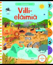 Kustannus-Mäkelä Raija Rintamäki (suom.): Villieläimiä