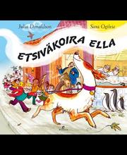 Kustannus-Mäkelä Julia Donaldson: Etsiväkoira Ella