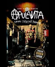 Väntänen, Ari: Apulanta - Kaikki yhdestä pahasta kirja