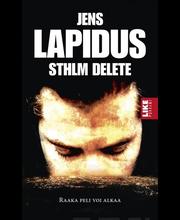 Lapidus, Jens: Sthlm delete kirja