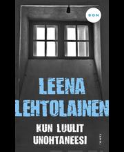 Lehtolainen Leena: Kun luulit unohtaneesi Kirja