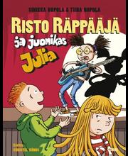 Tammi Nopola, Risto Räppääjä Ja Juonikas Julia