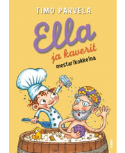 Parvela, Ella Ja Kaverit Mestarikokkeina