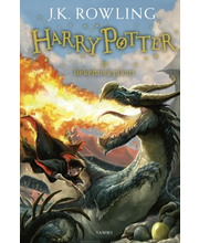 Rowling, Harry Potter ja liekehtivä pikari