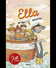 Parvela, Ella aalloilla