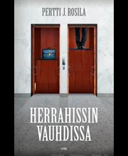 Tammi Pertti J. Rosila: Herrahissin vauhdissa