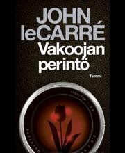 Le Carré, John: Vakoojan perintö Kirja