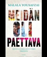 Yousafzai, Meidän oli paettava. Malalan