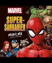 Supersankarien maailma