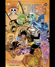 One Piece sarjakuva-albumi