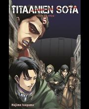 Titaanien sota -sarjakuvakirja