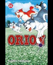 Orion -Sarjakuvakirja