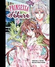 Prinsessa Sakura kirja