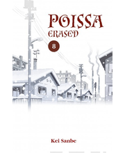 Poissa - Erased kirja