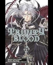 Trinity Blood kirja