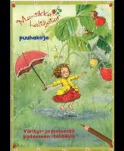 Mansikkahaltijatar puuhakirja