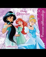 Disney Prinsessat sabluunakirja