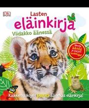 Lasten Eläinkirja Viidakk