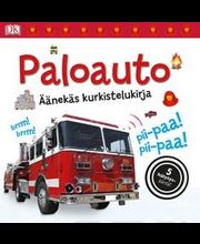 Paloauto - Äänekäs kurkistelukirja - Bestseller up
