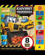 Kids.fi Kaivurit Vauhdissa