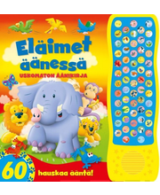 Kids.fi, Eläimet äänessa  - Uskomaton äänikirja - 60 ääntä