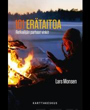 101 Erätaitoa - Retkeilijän Parhaat Vinkit kirja