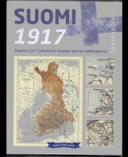 Suomi 1917 -Kartta