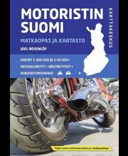 Motoristin Suomi 2016 kirja
