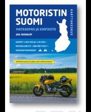 Motoristin Suomi 2018 kirja